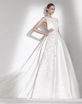 Elie Saab: свадебные платья 2015 в Москве. 36 фото платьев Эли Сааб