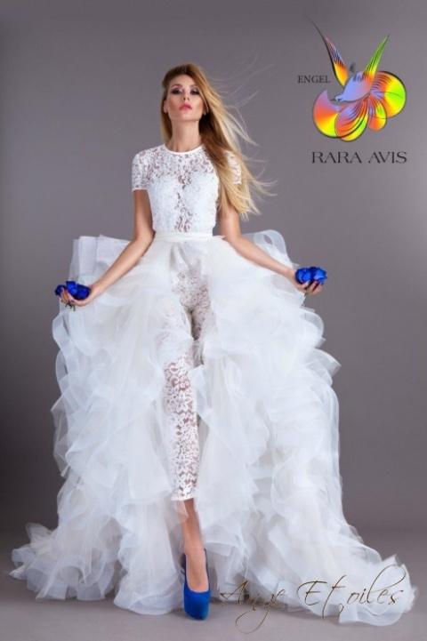 Свадебная неделя моды в Барселоне