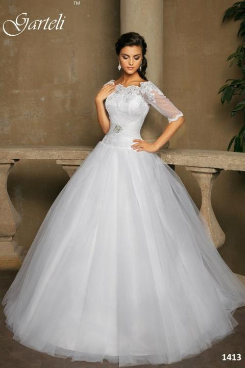 Wedding Saloon :: Свадебное платье с рукавами - Свадебные платья и