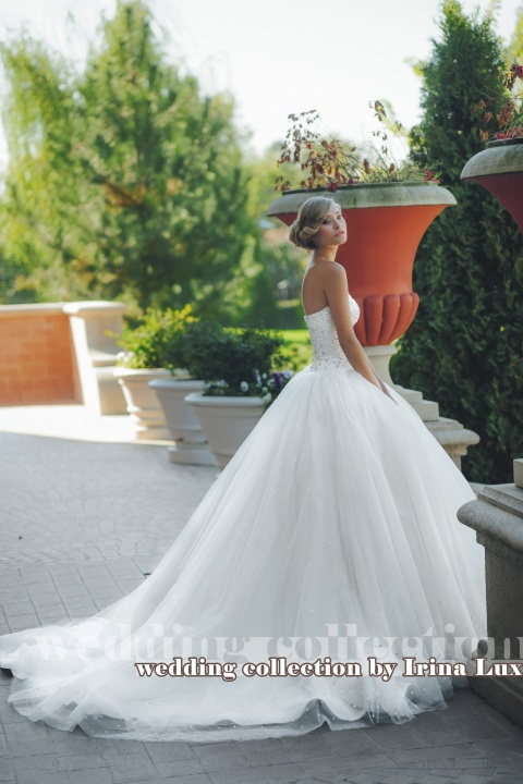Платье от Elit Collection. из салона «Ирина Люкс»