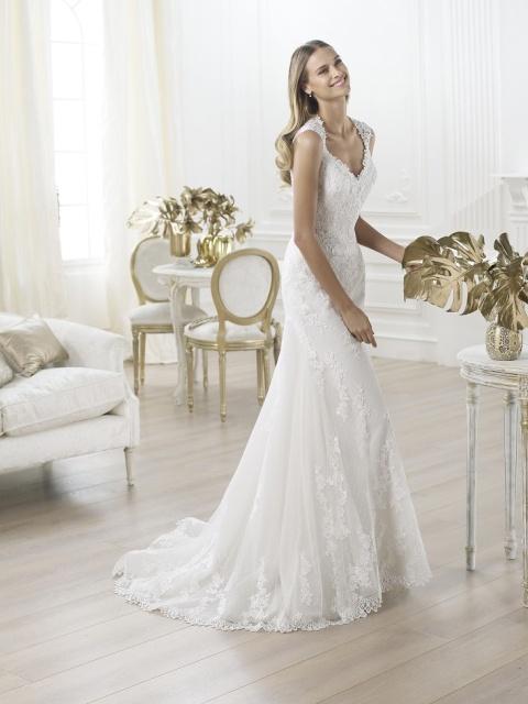 Pronovias - Свадебные платья - Pronovias, Costura