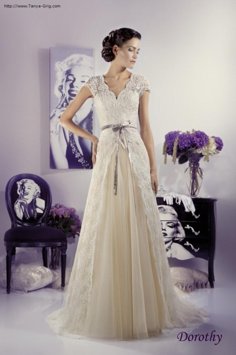 Эльза», свадебный салон - Свадебные платья - Таня Григ, Коллекция