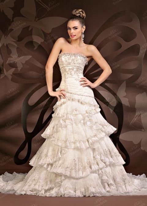 Белая Орхидея», свадебный салон - Свадебные платья - To Be Bride