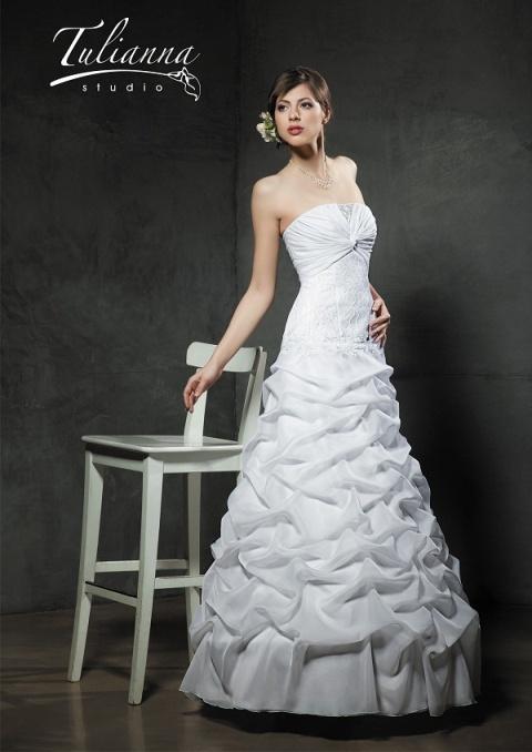 Свадебное платье Орнелла-буфы, Tulianna, Мэгги
