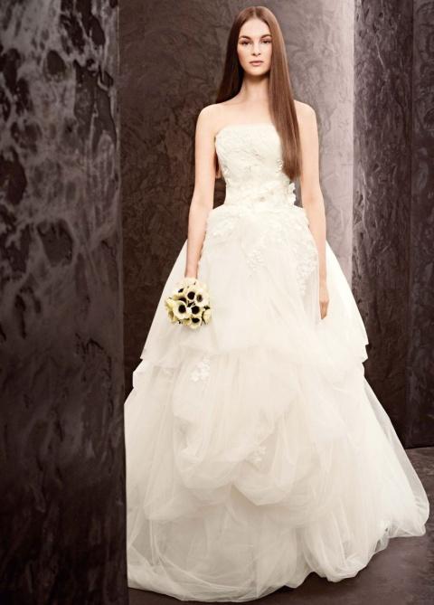 White от Vera Wang