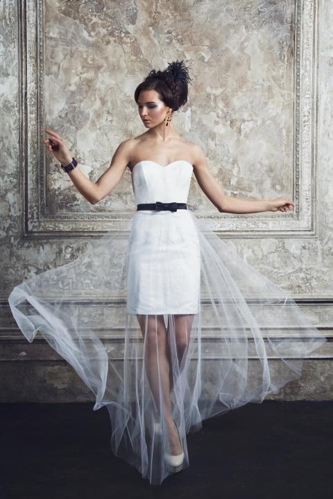 Платье Женева от White CHicks