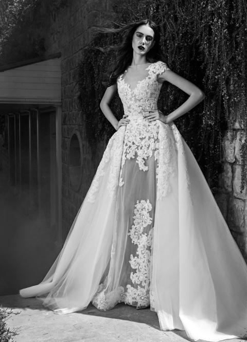 Платье Tilda от Zuhair Murad из коллекции Fall