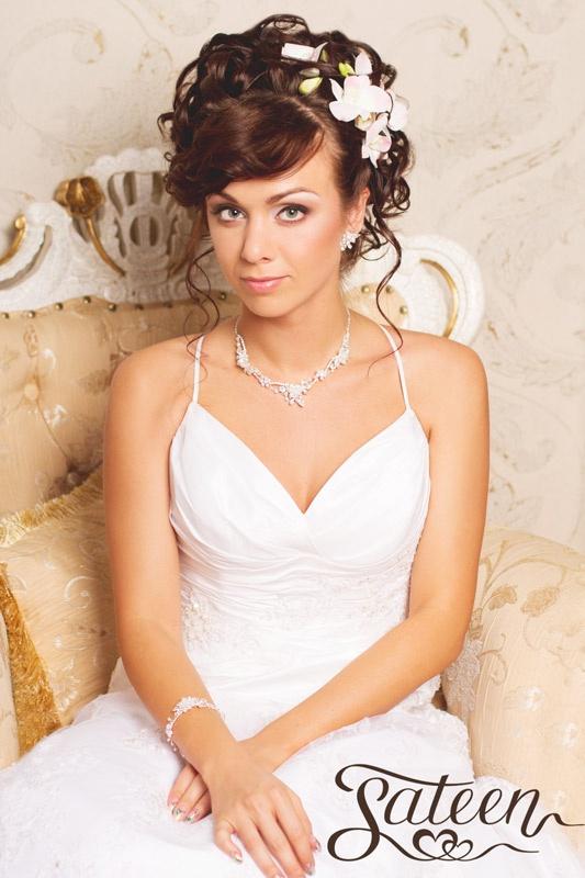 Студия свадебных стилистов Sateen