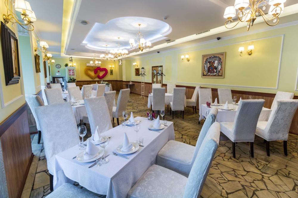 Рестораны вао для свадьбы