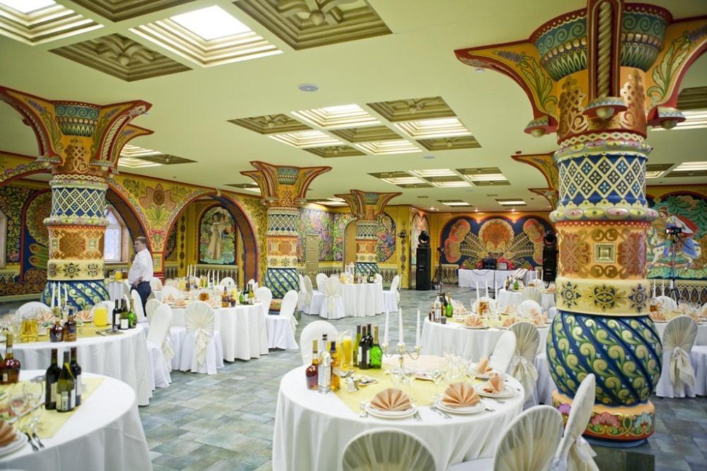 Боярский, до 150 гостей