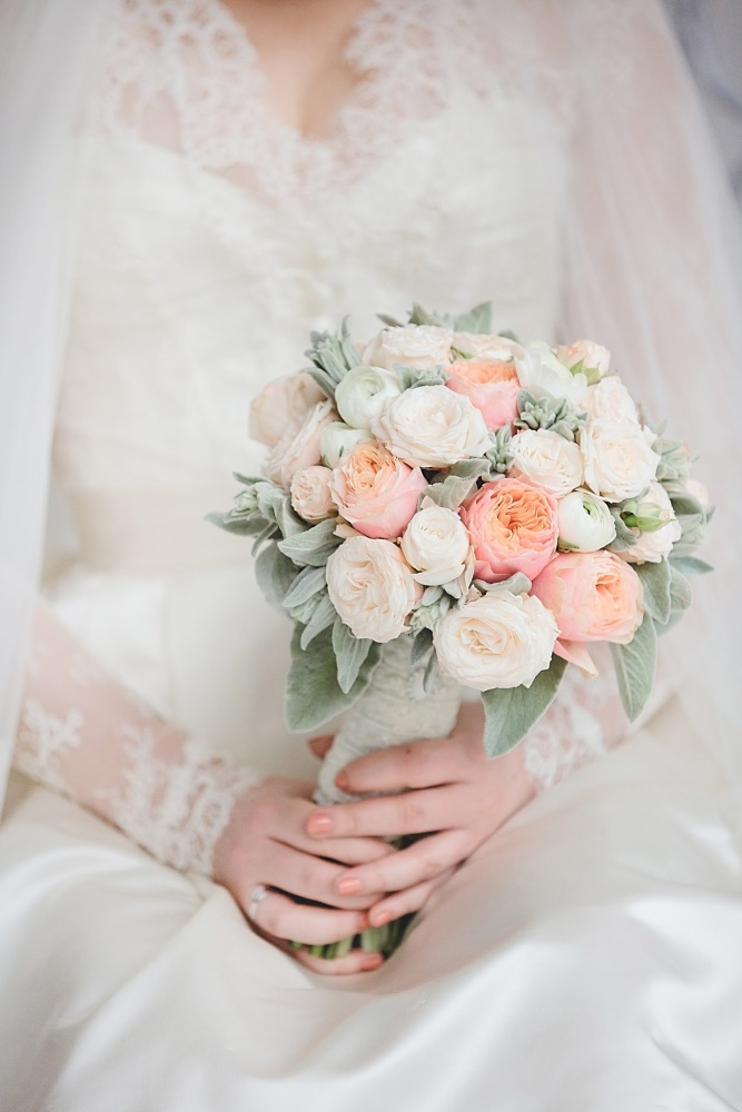 Свадебные букеты от Dreamlook flowers