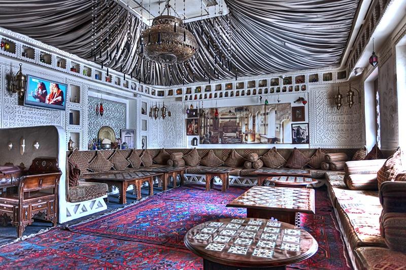 Ресторан Дамас
