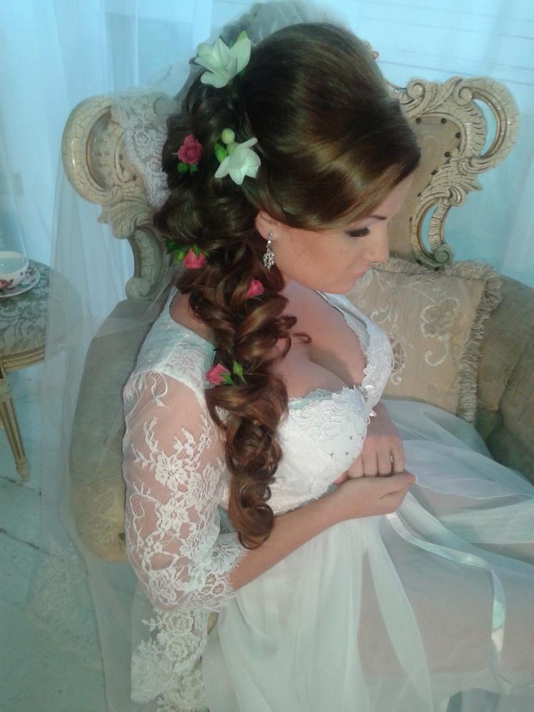 Свадебный стилист-визажист Инна Данилова